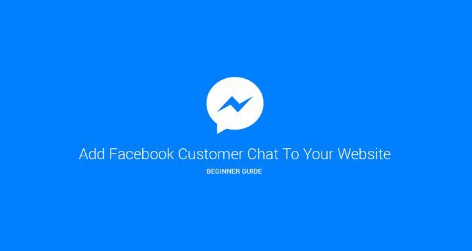 Sử dụng Messenger của Facebook để Livechat là cách hiệu quả, tiết kiệm