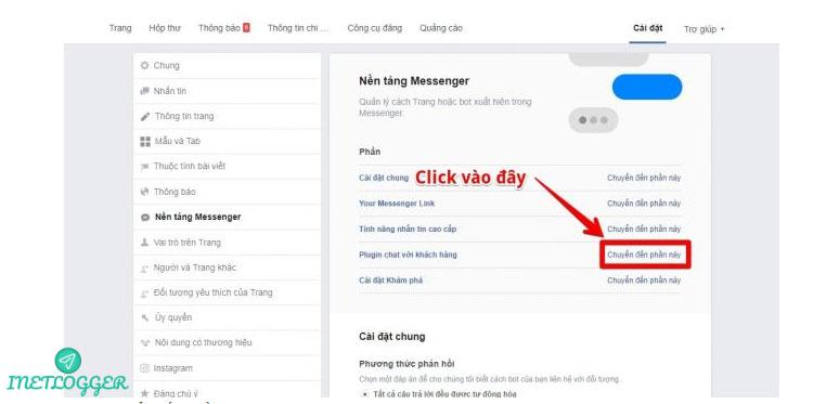 Plugin chat với khách hàng