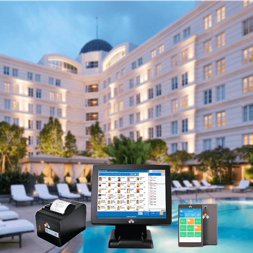 Nâng cao chất lượng dịch vụ với phần mềm quản lý khách sạn
