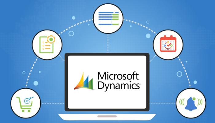 Hệ thống quản lý doanh nghiệp - Microsoft Dynamic