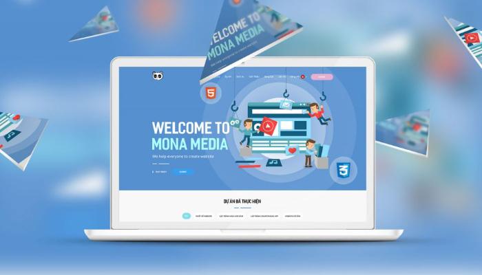 Phần mềm quản trị doanh nghiệp – Mona Media