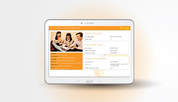 Phần mềm Vàng - Phần mềm quản lý cửa hàng vàng bạc tốt nhất