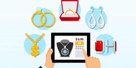 Top 5 phần mềm quản lý tiệm vàng bạc được sử dụng nhiều nhất