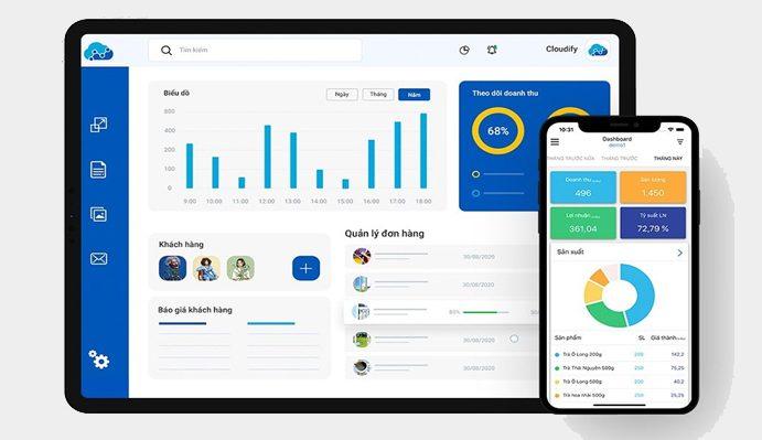 Phần mềm quản lý cầm đồ Cloudify