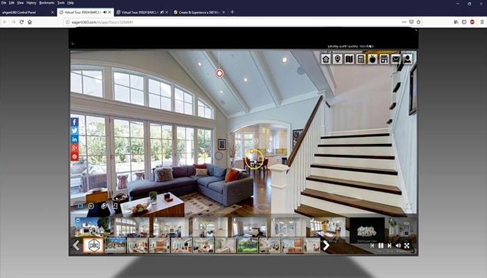 Lập trình web thực tế ảo VR thích hợp với lĩnh vực gì?