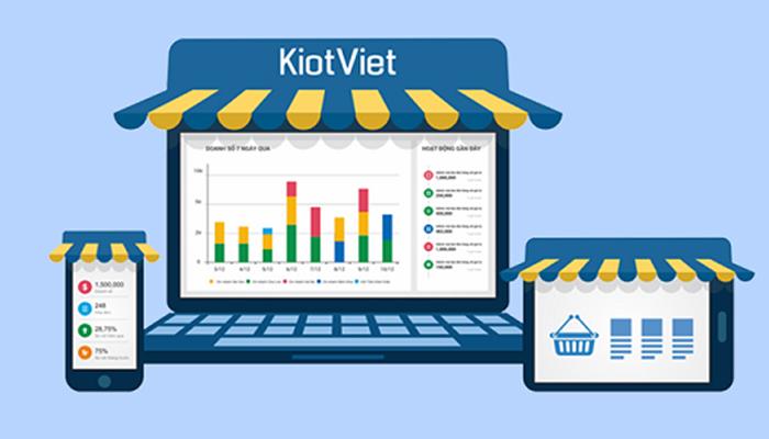 phần mềm KiotViet