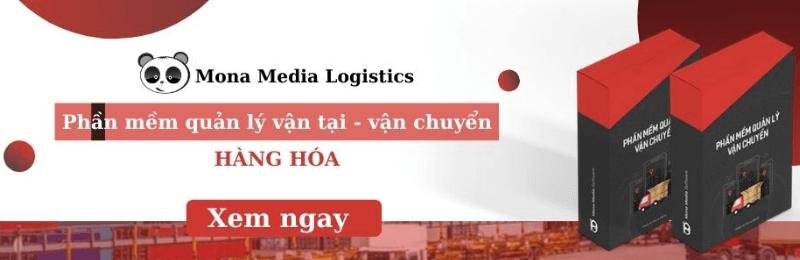 phần mềm quản lý vận tải mona logistics