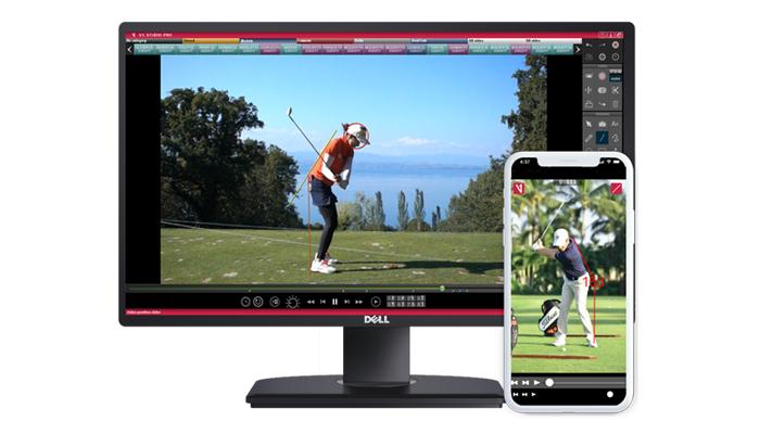 Ứng dụng phân tích swing golf - SwingPlane